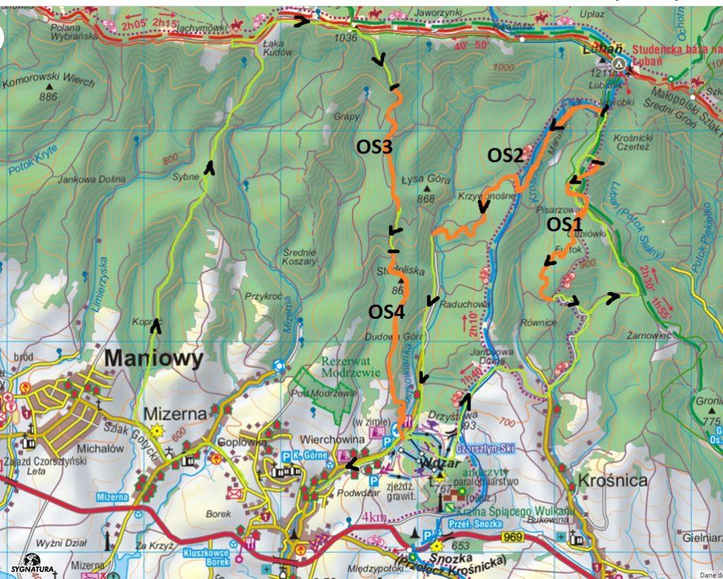 Mapa Poglądowa''