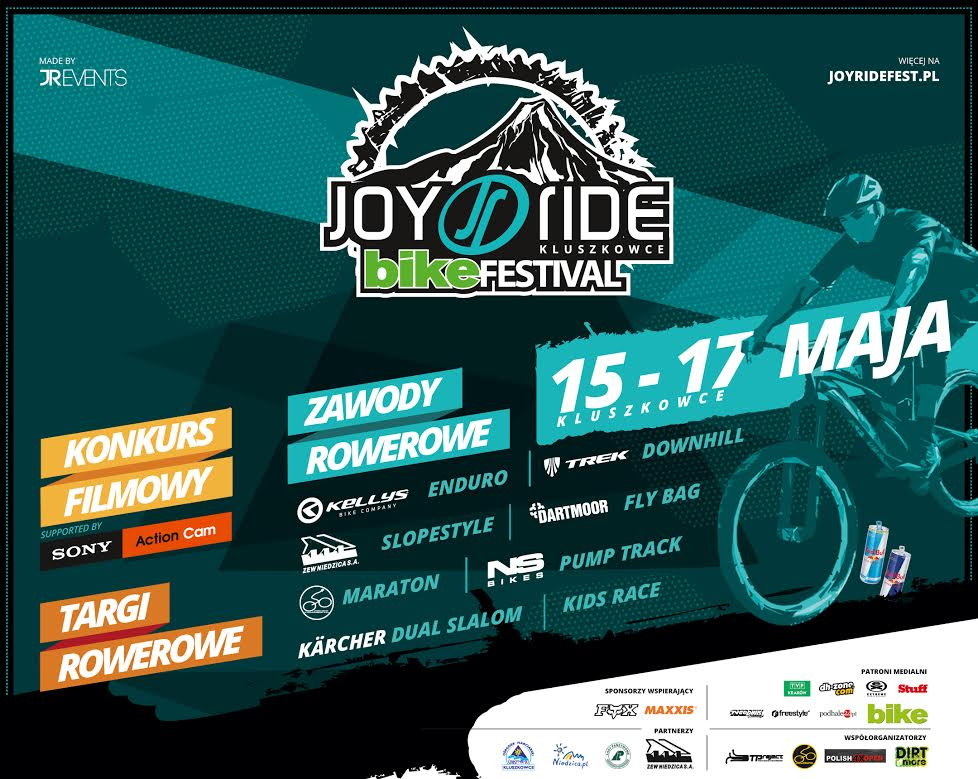 Joy Ride BIKE Festival 2015