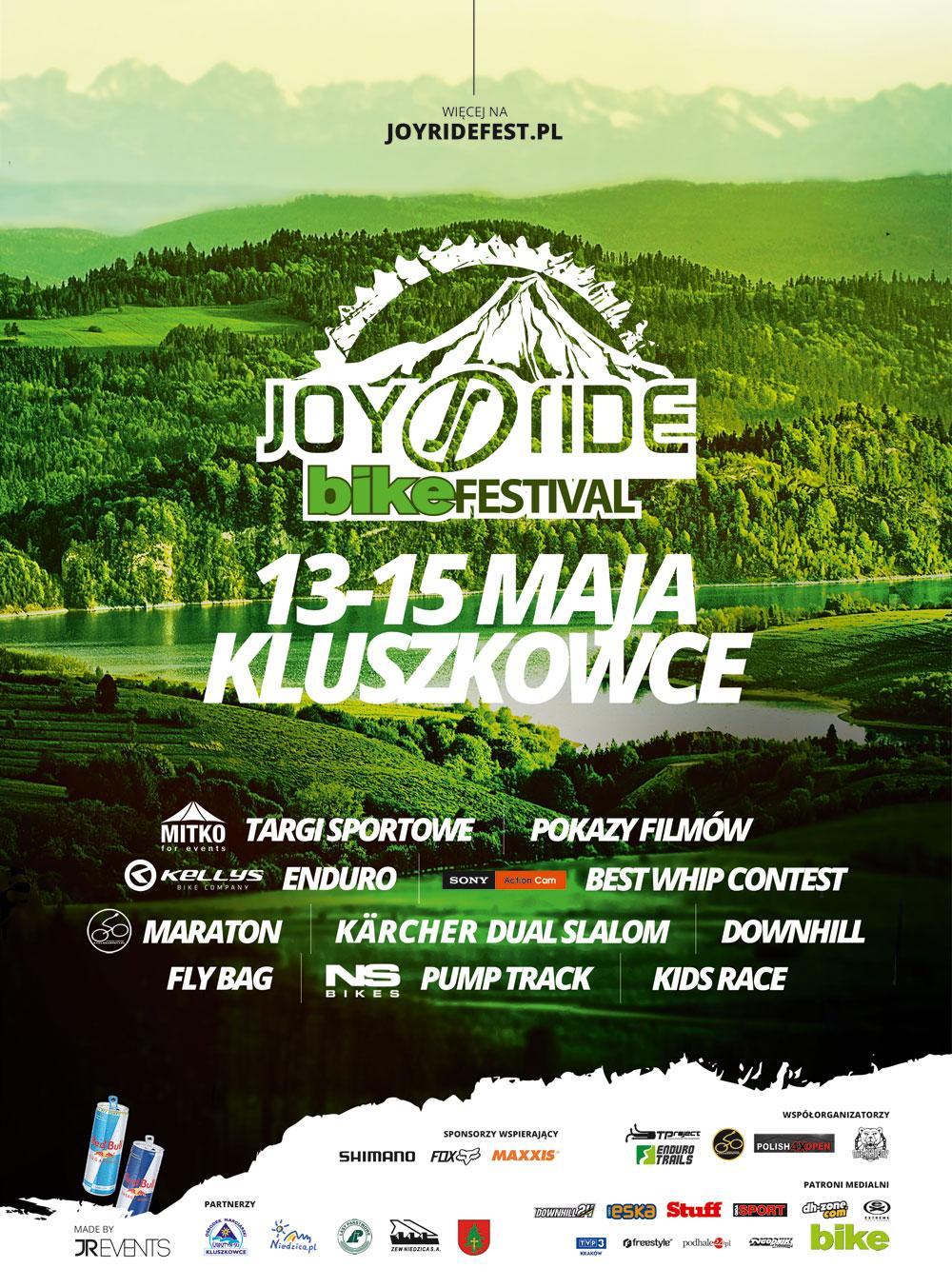 Joy Ride Bike Festival 2016