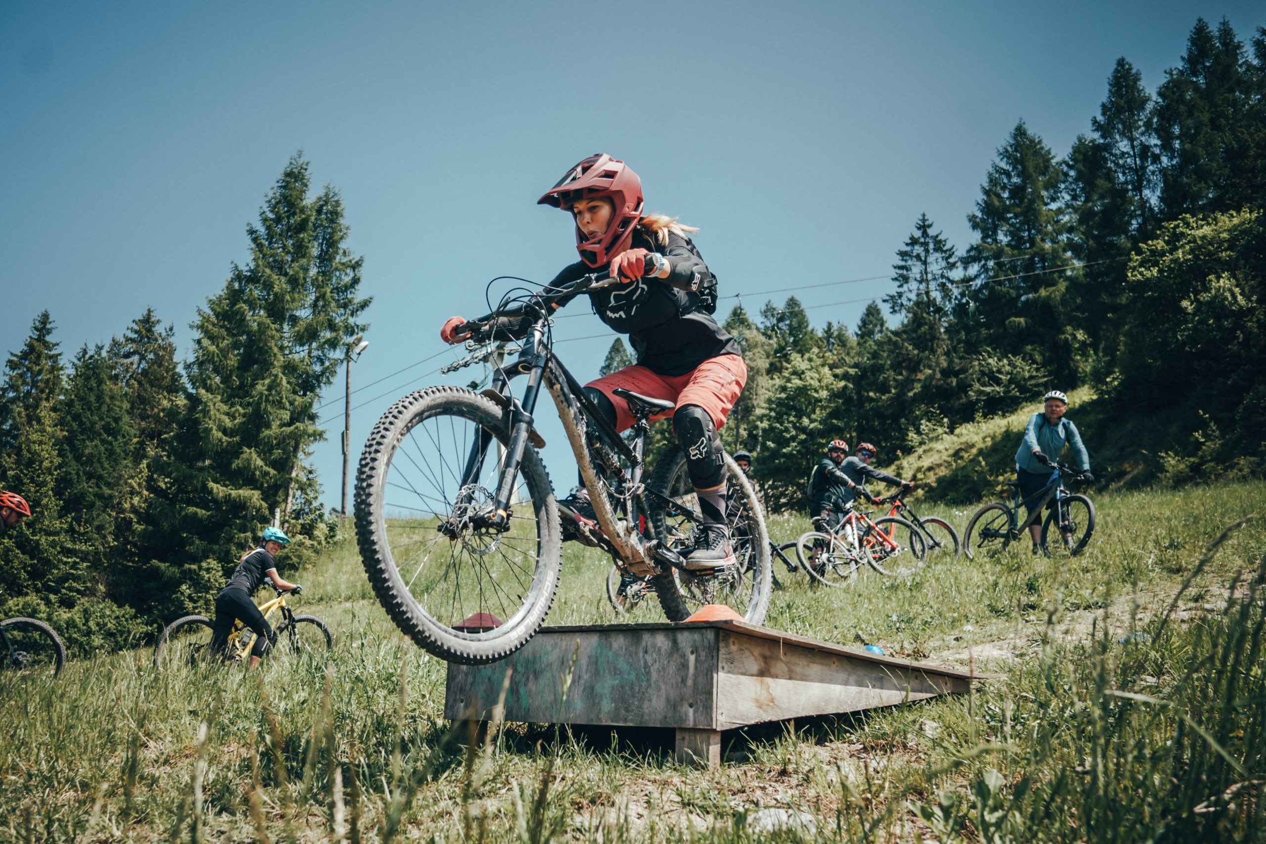 Specialized women's trail days – jedyne takie szkolenie rowerowe dla kobiet
