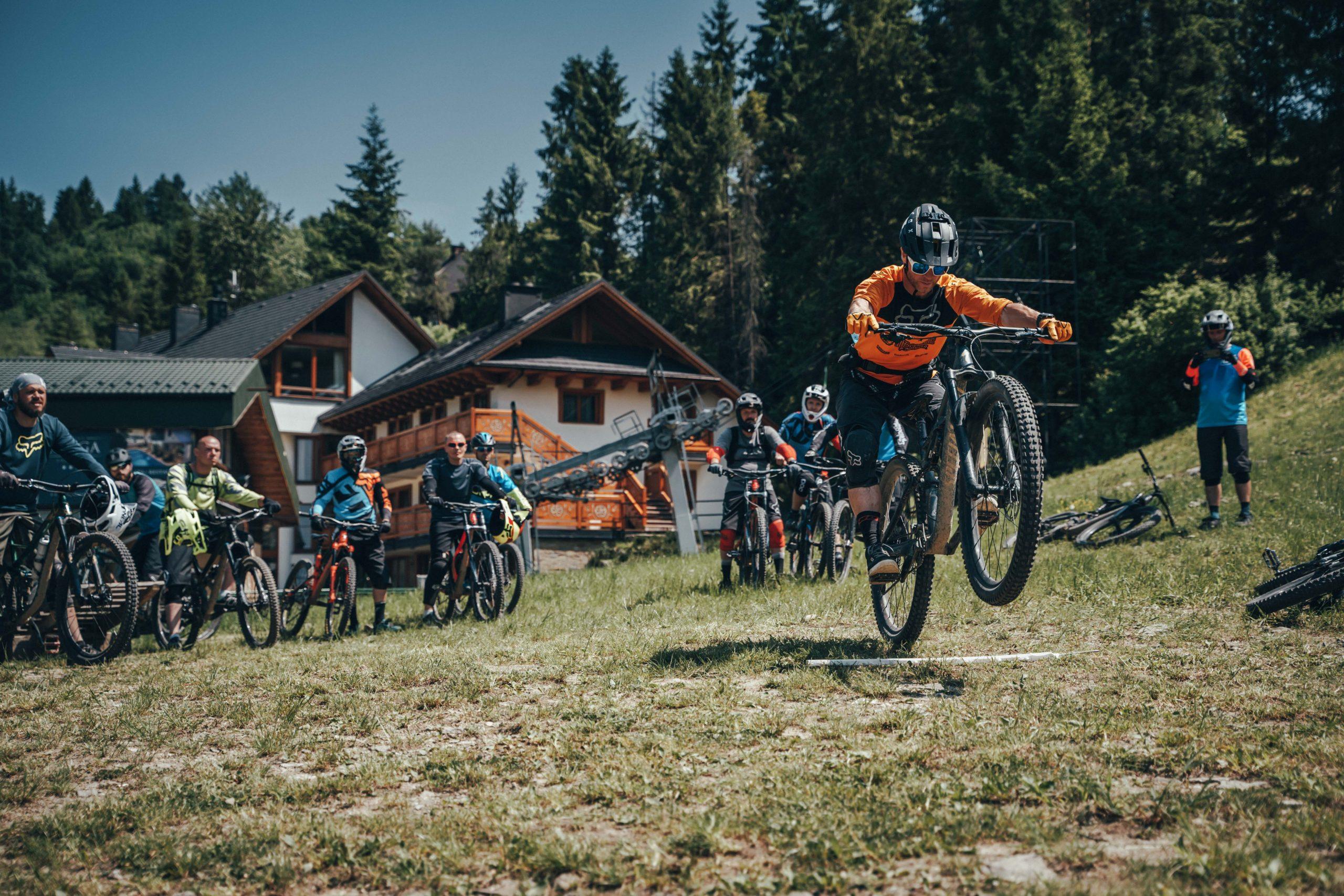 Wypożyczalnia rowerów joy ride – bike park Kluszkowce. Szkolenia, imprezy, aktywny wypoczynek!