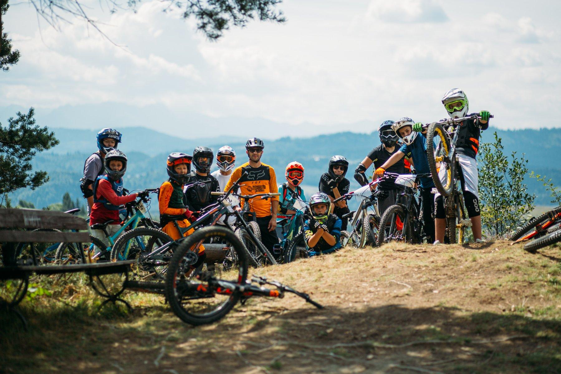 Bike Camp – Obozy rowerowe dla dzieci i młodzieży