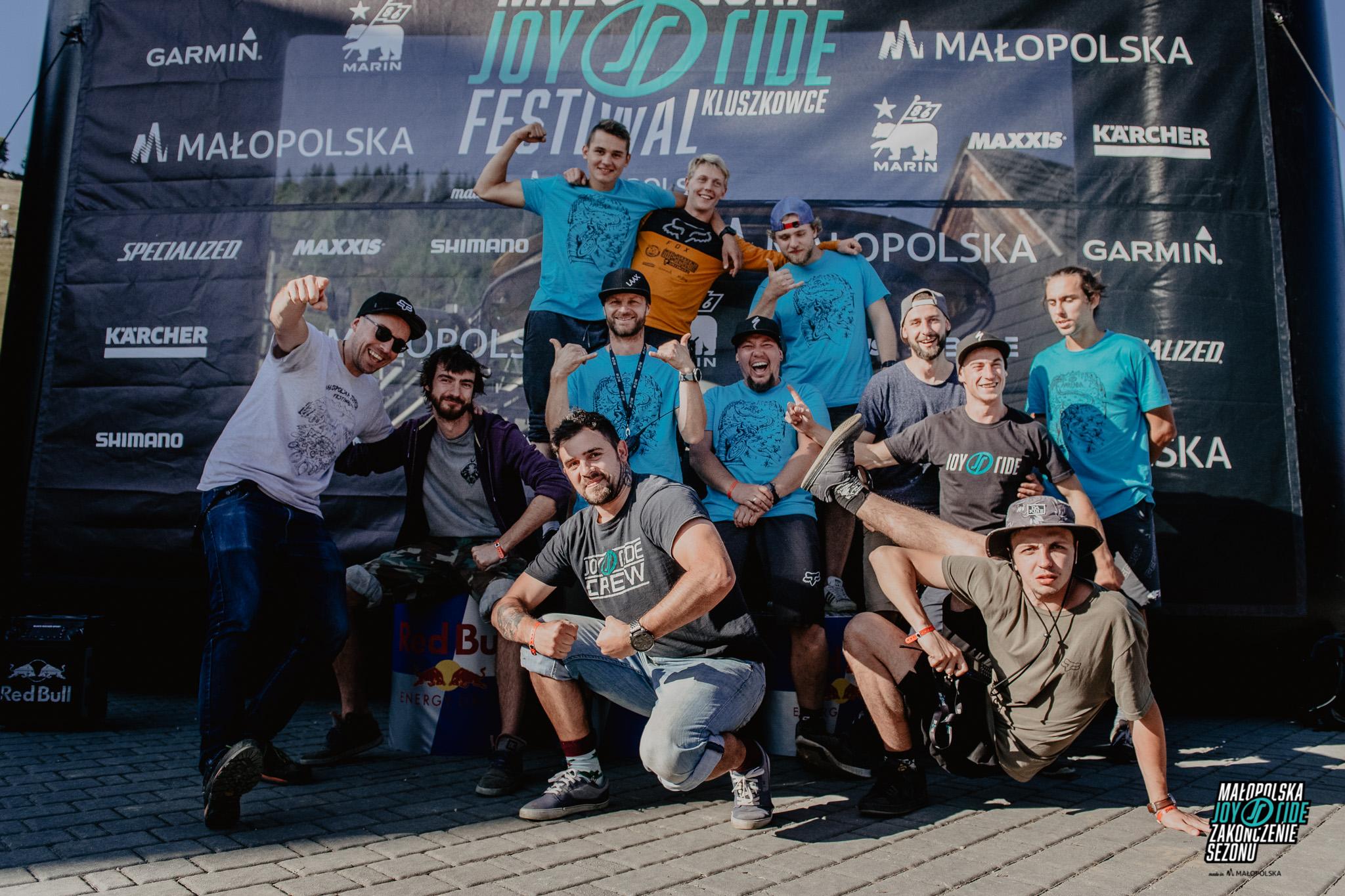 Małopolska Joy Ride Festiwal 2020 – Bądźcie z nami!