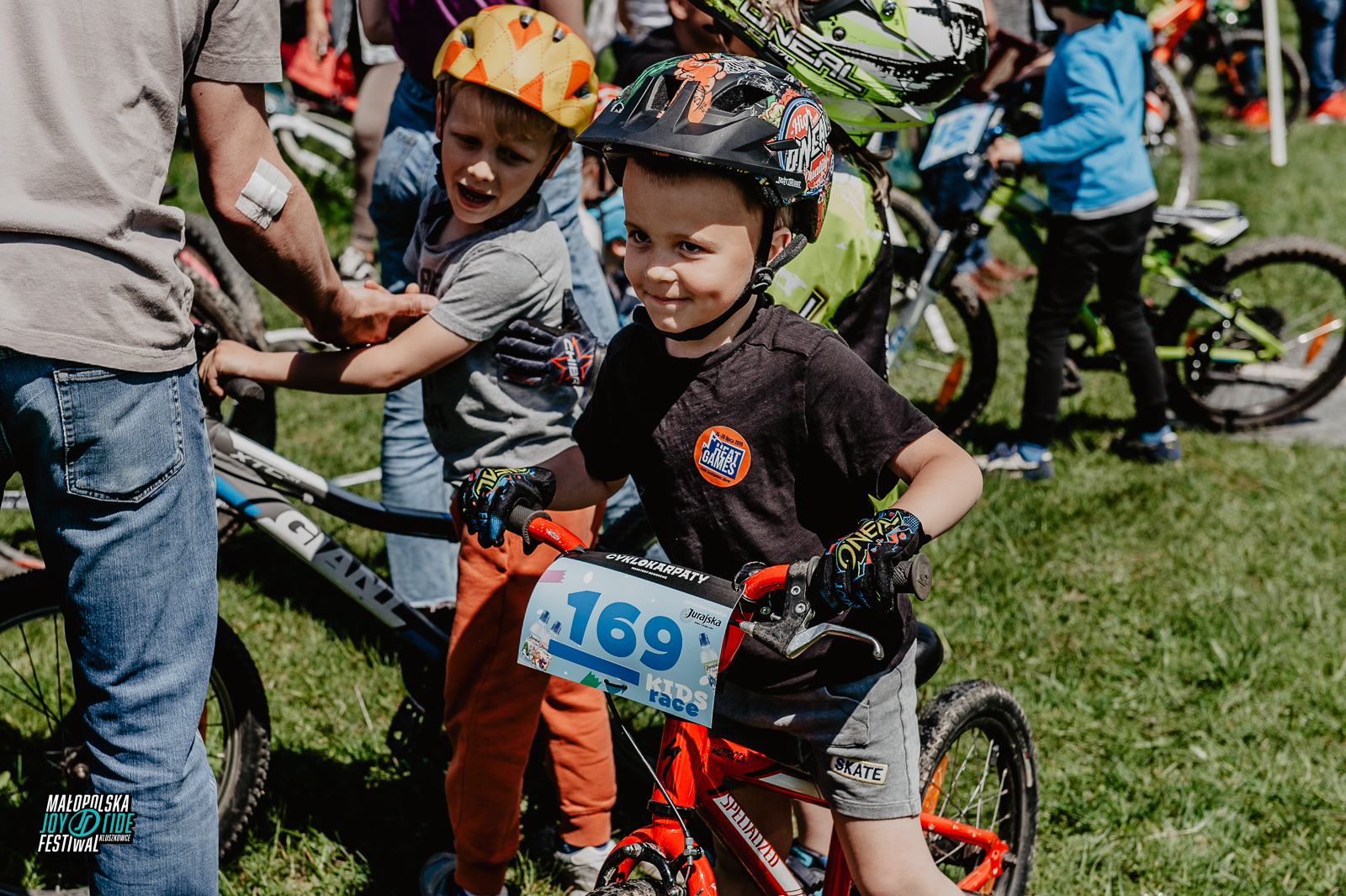 Strefa Czerwona – Kids Race odwołany, reszta konkurencji od kat. Junior!