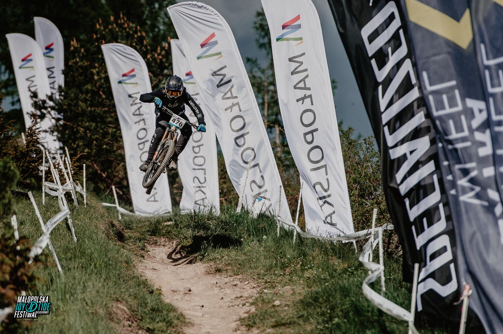 Joy Ride Downhill – Listy Startowe