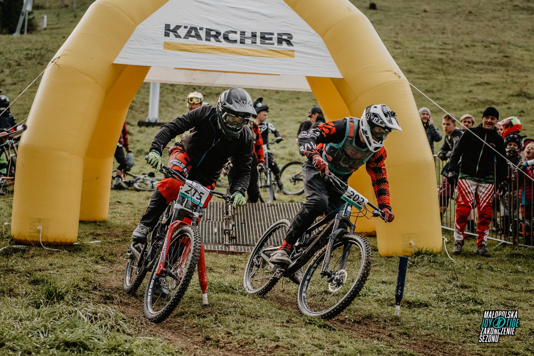 Informacje organizacyjne i wyniki na żywo – Małopolska Joy Ride Zakończenie Sezonu 2020
