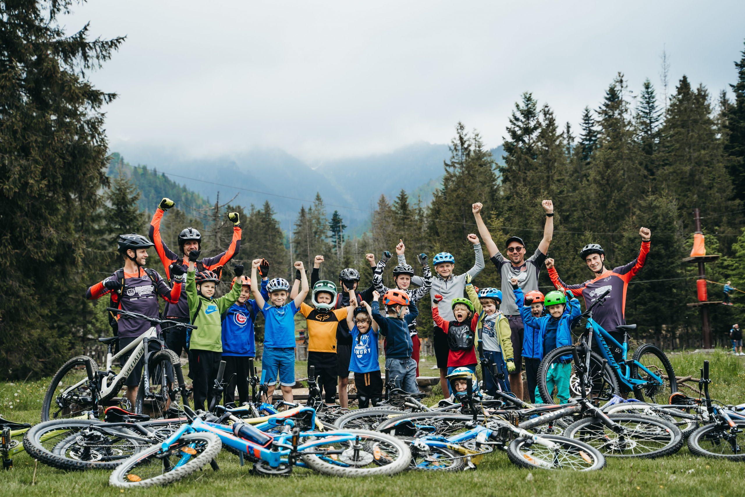 Otwieramy nabór do klubu rowerowego MTBAcademy w Zakopanem i Krakowie!