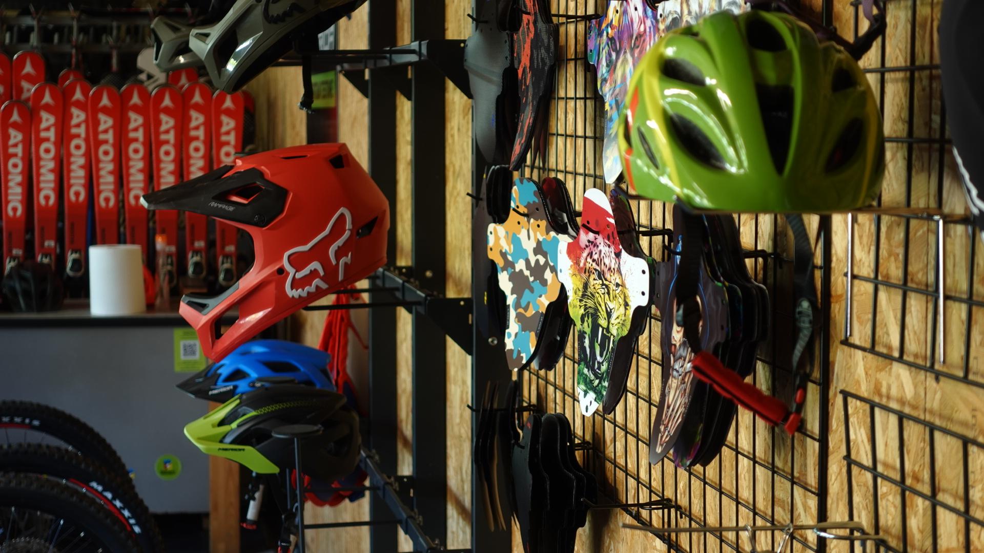 Customowe błotniki i folie ochronne: 4-bike na Joy Ride Days w Szczyrku