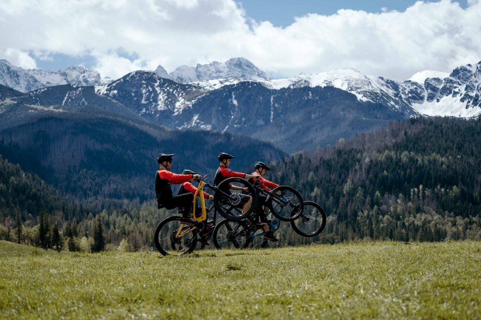 Rowery elektryczne w Zakopanem – Gdzie i dlaczego warto pojechać na elektryku?