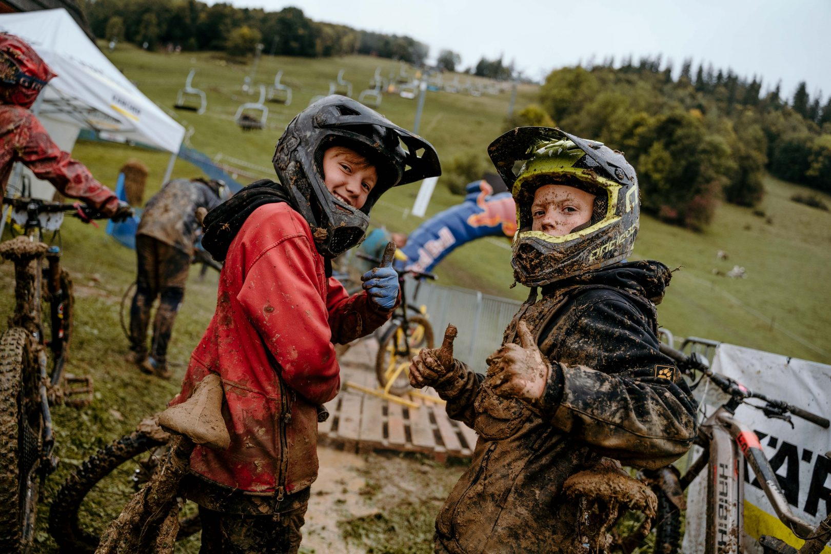 Początek końca – czyli pierwszy dzień na ostatnim Małopolska Joy Ride Zakończeniu Sezonu