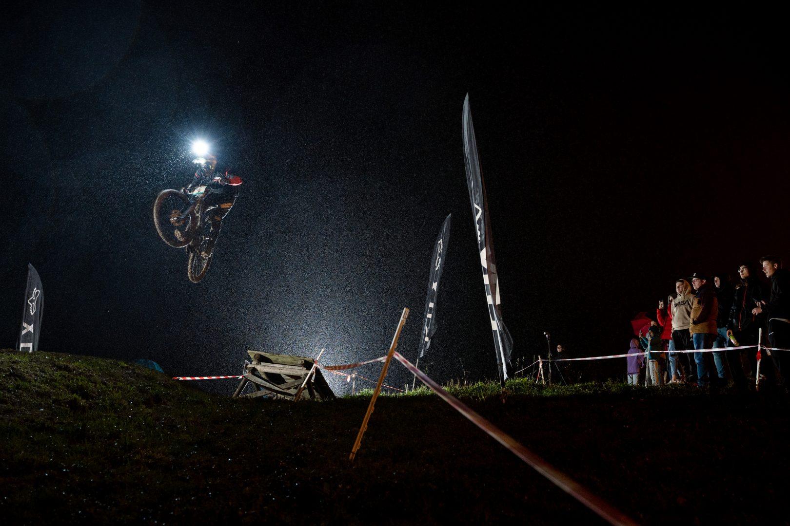 Michał Ziobro wygrywa w zjeździe na Małopolska Joy Ride Zakończeniu Sezonu 2021